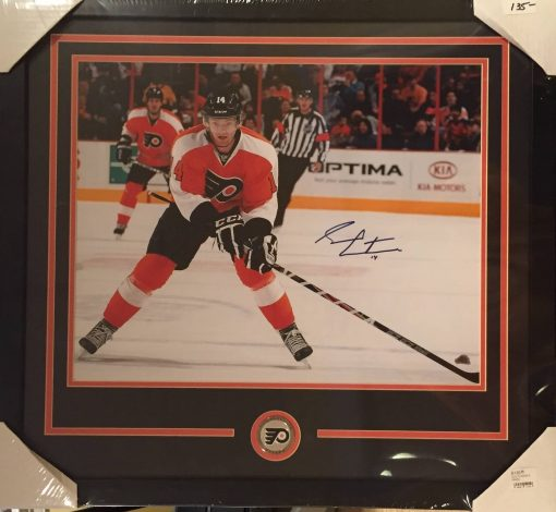 SEAN COUTURIER AUTOGRAPHED 16X20 FRAMED PHOTO