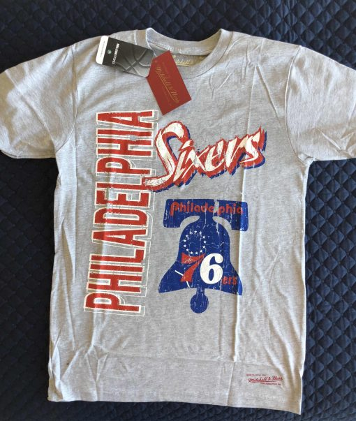 PHILADELPHIA 76ERS MITCHELL & NESS NBA WINNING TEAM TEE – 3XL